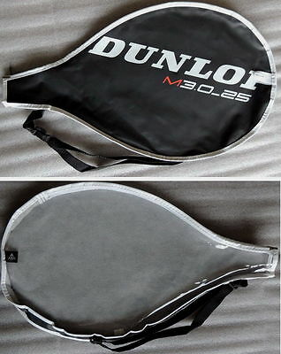 Dunlop M3.0_25 Tennis Racket Cover Bag Black