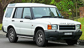 Land Rover Discovery 2 Workshop Service Manual 98-04 L318
