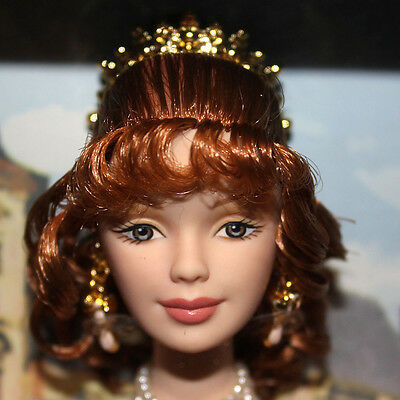 Barbie Dolls of the World Princess of Holland Doll NRFB