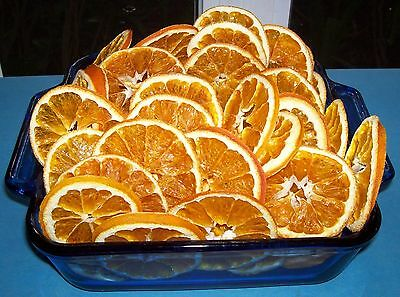 Dried / Dehydrated Organic Valencia Orange Slices ***12 Slices***