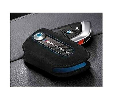 Original BMW Schlüsseletui M-Performance Alcantara Etui Key-Bag 82292355519