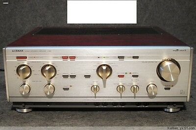 Luxman L-501s Solid State Amplifier