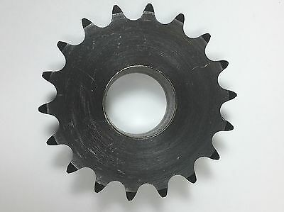 """Martin 40B18 Sprocket, Chain Number 40, 18T, 1-1/8"""" Bore, New"""