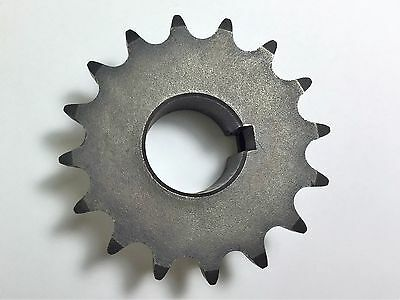 """Martin 40BS16 1 Sprocket, Chain Number 40, 16T, 1"""" Bore, Used"""