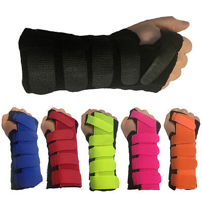 Solace Bracing Cool-Flow Stomatex Skiing Snowboarding Brace Velcro Wrist Support