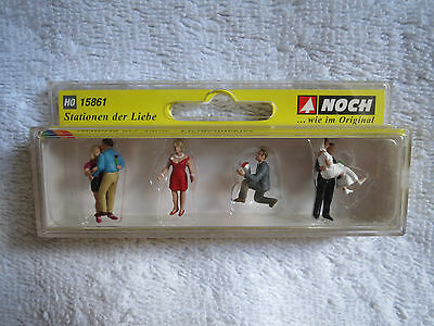 Model Railways - New Boxed Ho Gauge Noch Love Story 15861 Scale 1/87