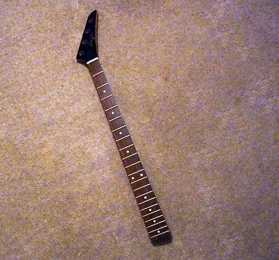 Profile - 4 string bass guitar neck - right - jackson style