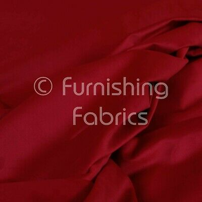 New Soft Plush Plain Glossy Velvet Modern Upholstery Curtain Fabrics In Red