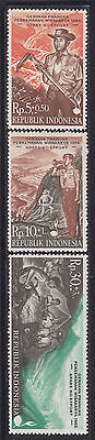 Indonesia, Scouting Boy Scouts, Mnh Stamps, Lot - 348