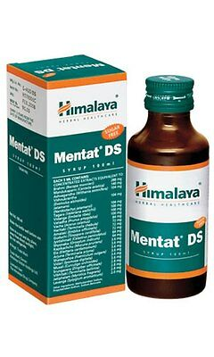 Himalaya Herbal Mentat DS Syrup 100ML - Channelizes mental energy