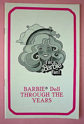 1982 Barbie Doll Through The Years Magazine