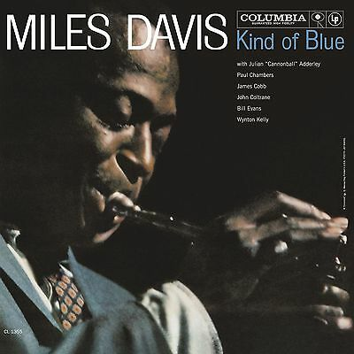 Miles Davis - Kind Of Blue MONO 180g vinyl LP NEW/SEALED