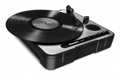 Record Player Numark Pt01 Touring Portable Dish with Diffuser Integrated USB