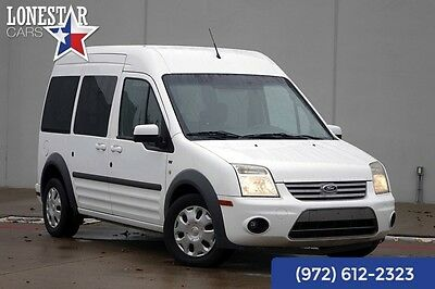 2012 Ford Transit Connect XLT Premium Mobil Office 2012 White XLT Premium Mobile Office!