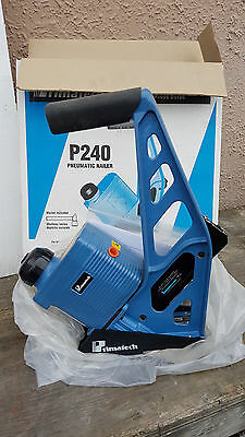 NEW! Primatech P240 Flooring Nailer with Mallet