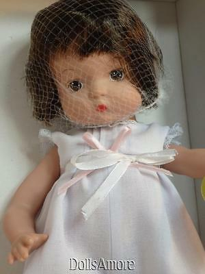 Effanbee Perfectly Patsy Brunette Doll Nib
