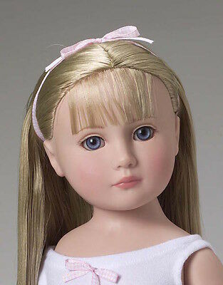 "21"" Reproduction Playdate Gloria Ann Doll By Effanbee 2005 Mib"