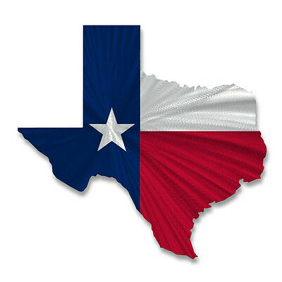 Metal Wall Art Sculpture Texas State Flag Map Contemporary Decor