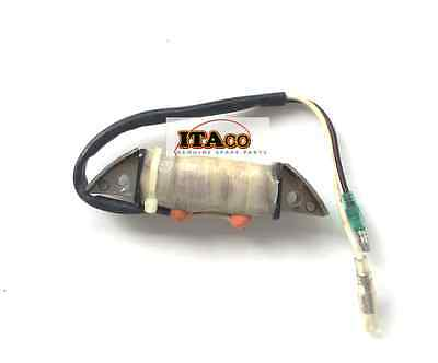 CHARGE Exciter Coil 369-06021-0 Fit Tohatsu Nissan Mercury Outboard M 5HP 4HP 2T