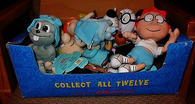 Rocky & Bullwinkle and Friends Collection All 12 Characters Limited Edition