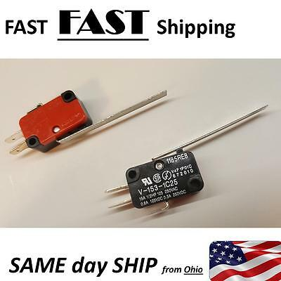 Micro / limit switch SW ---- 15A 1/2 HP --- 120-250VAC -or- 0.5A DC