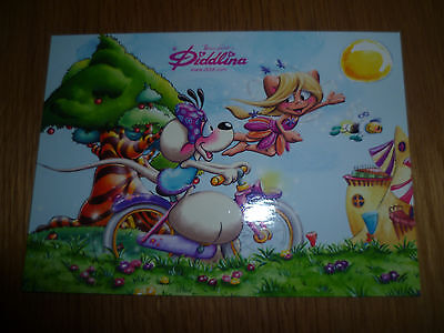 BN Diddl's Diddlina Simsaly Fairy Postcard ~ Great for Collectors Collection