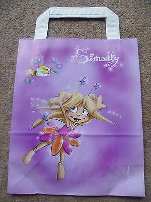 BN Simsaly & Bee Small Paper Gift Carrier Bag (Diddl Diddlina Collectable)