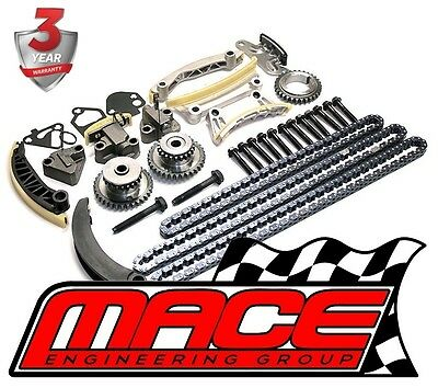 Timing Chain Kit & Gears Holden Commodore Ve Vf Sidi Lf1 Lfw 3.0L V6