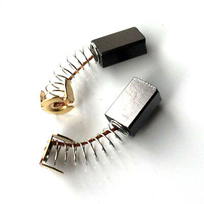 10 PCS Carbon Brushes 15x10x6mm Carbon Motor Brushes For Generic Electric Motor