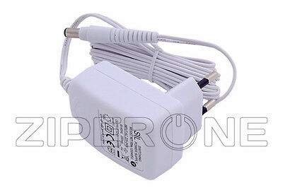 Rowenta New Original Adapter Power Supply CS-00125076 With Cable For Epilator