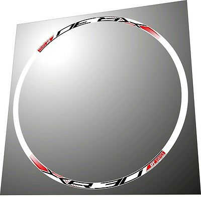 DT SWISS XR30 Decal Set for 2 wheels