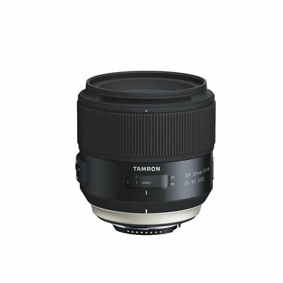 Tamron 35mm SP f1.8 DI VC USD lens for Nikon F (Ship from UK) P0588