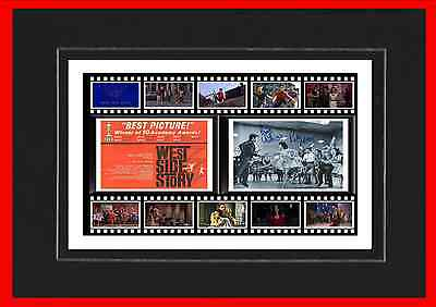 West Side Story Movie Mounted Display