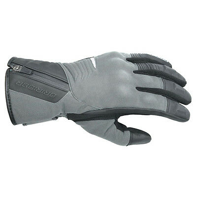 Dririder Venture Winter Touring Gloves Mens Black / Grey XS - 2XL