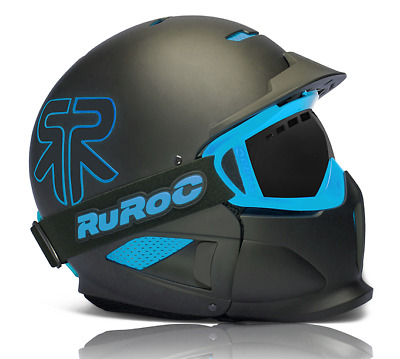 Ruroc RG1-X Ski/Snowboard Helmet - Brand New - 2014/15 Range - IMMEDIATE SHIP!