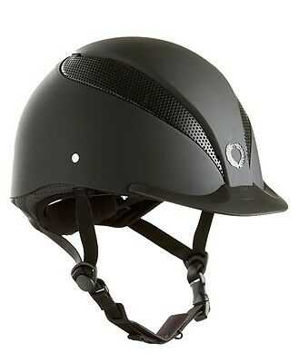 NEW Champion Air-Tech Riding Helmet Black Adjustable Ventilated Hat