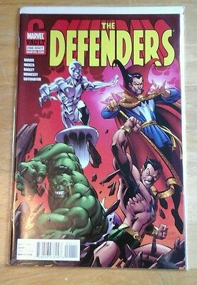 Defenders From the Marvel Vault (2011) #1