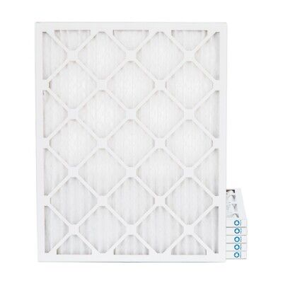 20x25x1 MERV 8 Pleated AC Furnace Air Filters.    6 Pack / $5.49 each