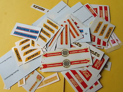 Matchbox  1/75 Fantastic Decal Transfer Offer No 31-  Buy 1 Set Get 1 Free