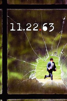 11.22.63 First season  11X17 Movie Poster Stephen King