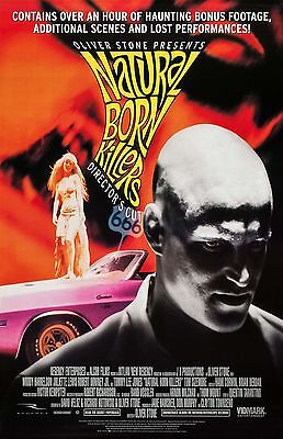 NATURAL BORN KILLERS  11X17 Movie Poster collectible NEW CLASSIC SEXY