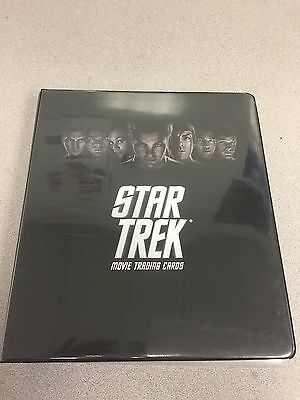 Rittenhouse STAR TREK 2009 Movie Trading Card Set AUTOGRAPHS COSTUMES RELIC