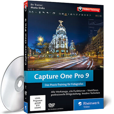 Capture One Pro 9 Mario Dirks 9783836241977