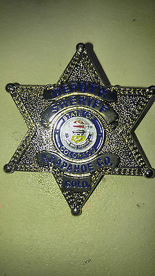 Arapahoe County Colorado Sheriff's Old Hat STAR