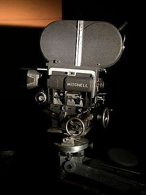MITCHELL BFC Todd AO 65mm Motion Picture Camera Minty! Historical S/N 4