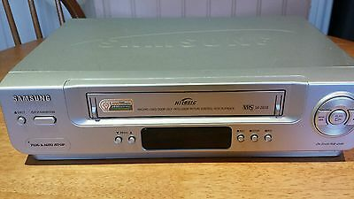 Samsung SV-261B Video recorder  NTSC playback tested fully working +good picture