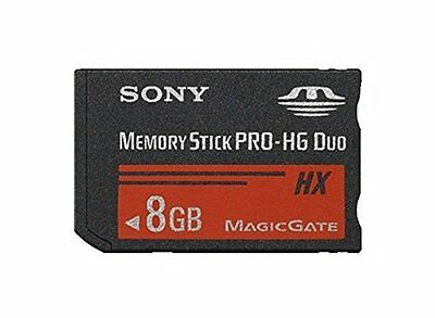 Sony PSP Memory Stick PRO Duo 8 GB Memory Stick PRO-HG Duo Card FOR PSP ONLY