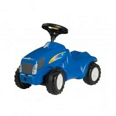 Primi Passi New Holland Tvt 155