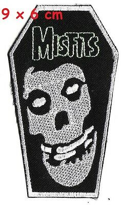 MISFITS -  Coffin patch - FREE SHIPPING