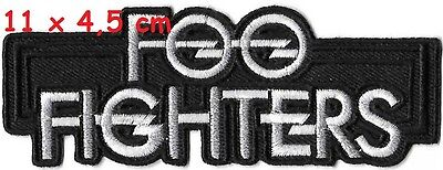 FOO FIGHTERS - patch - FREE SHIPPING